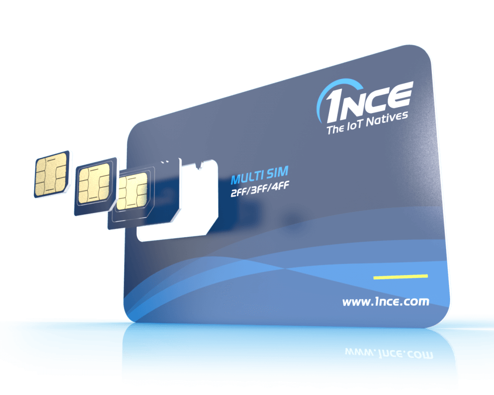 1NCE | IoT Flat Rate | Connectivity for M2M and IoT applications