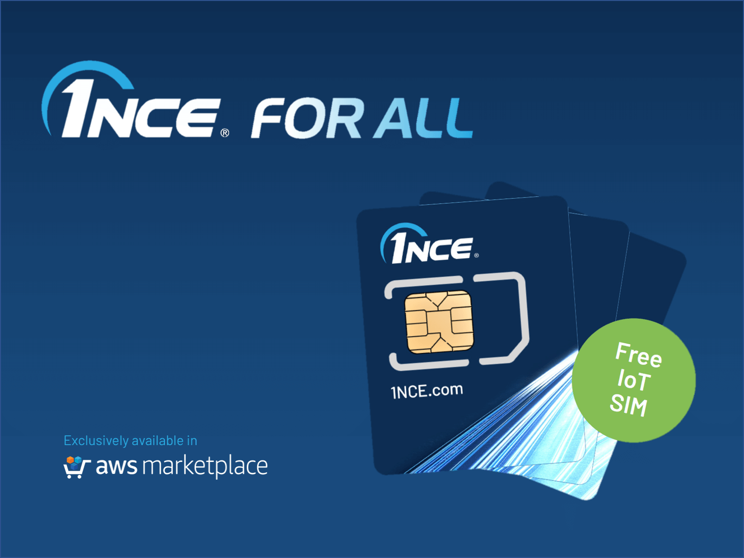 1NCE is offering a year's free cellular IoT connectivity to eliminate the entry barriers for developing cloud-based IoT products and services.